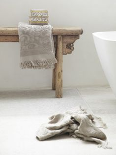 .. form in the bathroom, reminds me of being at the marae. I would love one in my bathroom