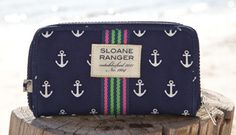 Sloane Ranger. I love this brand immensely. Super chic, preppy, and certainly nautical. You can't go wrong with it!