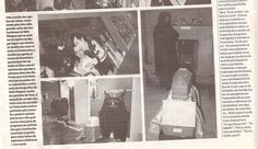 PRENSA EN LAS FOTOS  LAS CENIZAS DEL RAVACHOL 1985