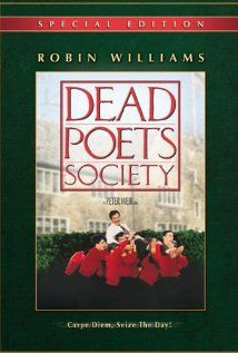 Dead Poets Society - as a former educator this movies shows why tapping into passion is more important than memorizing. And how stopping someone from following their given talents can be disastrous