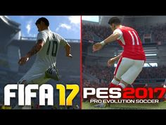 http://www.fifa-planet.com/fifa-17-gameplay/fifa-17-vs-pes-2017-graphics-comparison-gameplay-more/ - FIFA 17 vs PES 2017 - Graphics Comparison, Gameplay & More!! FIFA 17 vs PES 2017: A look at FIFA 17 & PES 2017 with graphics comparison, gameplay detail, player faces & more! ►FIFA 17 Gameplay Trailer: https://www.youtube.com/watch?v=-3fjoe5Njpc ►PES 2017 Gameplay Trailer: https://www.youtube.com/watch?v=6qgFj4roRRY —— My Twitter:... Cheap FIFA Coi