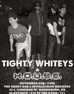Check Out Harrisburg Hip Hop: Tighty Whiteys