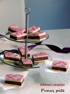 Puncs pite   Bibimoni Receptjei Vaj, Tiered Cakes, Xmas