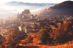 18 magnifiques sites qui font le charme de la Roumanie