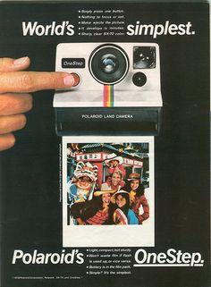 Polaroid - 1978 by rchappo2002, via Flickr