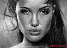 Pencil Sketches - Celebrity Drawings - Page 3 Pencil Drawing Pictures, Realistic Pencil Drawings, Amazing Drawings, Pictures To Draw, Amazing Art, Realistic Sketch, Drawing Ideas, Graphite Art, Graphite Drawings