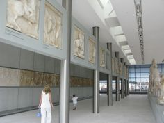 Take a walk at #Acropolis #museum and learn about the #history! #AThens
