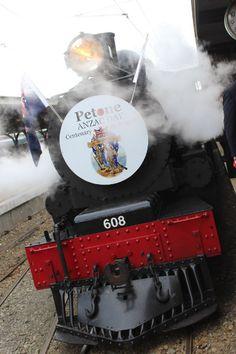 The Passchendaele Express.