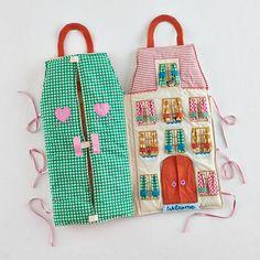 Carry Home Dollhouse