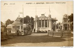 pabellones expo 1910