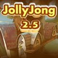 Jolly Jong 2.5 - http://www.allgamesfree.com/jolly-jong-2-5/  -------------------------------------------------  Mahjong game where tiles are centered after every move. Combine 2 of the same free tiles.   -------------------------------------------------  #BoardGames