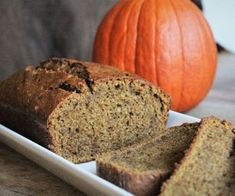 Easy Pumpkin Bread: 7 Steps (with Pictures) Homemade Soy Milk, Homemade Pumpkin Puree, Homemade Ice Cream, Homemade Salsa, Pumpkin Recipes, Chocolate Pasta, Easy Chocolate Fudge, Easy Yeast Rolls, Pumpkin Cheesecake Muffins