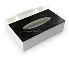 Double color acrylic tissue paper box with storage box DBS-063 #doublecoloracrylicbox #tissuepaperbox #zweifarbigeAcrylbox #Seidenpapierbox #boîteacryliquedoublecouleur #boîtepapierdesoie #ダブルカラーアクリルボックス#ティッシュペーパーボックス #cajadeacrílicodedoblecolor #cajadepapeltisú #더블컬러아크릴박스 #티슈페이퍼박스 #scatolainacrilicobicolore #scatolaincartavelina Acrylic Display Box, Acrylic Box, Clear Acrylic, Display Boxes, Display Case, Tissue Boxes, Tissue Paper, Pictures To Draw, Container