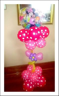 Baby Shower Balloon Valance