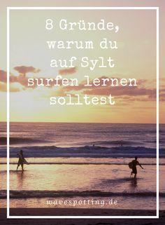 Surfen || SurfSpots || SurfCamp || Tipps || Surf Tips || Reisen || Surfing || Sylt