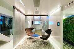 The Style Examiner: Contract Magazine 2013 Interiors Awards Winners-Microsoft Vienna in Vienna by INNOCAD