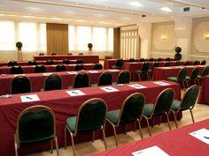 Salones para eventos, reuniones, congresos y conferencias.