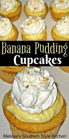 It doesn't get any better than handheld banana pudding! This cool and creamy Banana Pudding Dessert is simple to put together and 'oh so delicious! Make in a square pan or easily double for a dessert and get ready to be the talk of the party! Easy No Bake Desserts, Köstliche Desserts, Chocolate Desserts, Dessert Recipes, Easy Cupcake Recipes, Picnic Recipes, Picnic Ideas, Picnic Foods, Cupcake Ideas