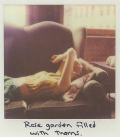 Taylor Swift Polaroid 6 - Blank Space #1989