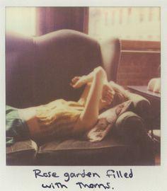 Taylor Swift Polaroid 6 - Blank Space #1989