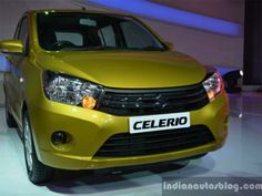 Slideshow : Maruti Celerio hatchback - Maruti Celerio hatchback launched at Rs 3.9 lakh | The Economic Times