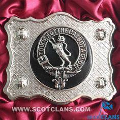 MacIntosh Kilt Belt