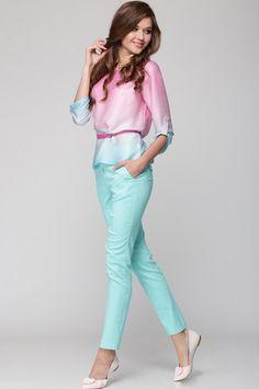 Комплект Juanta 7078 блузка + брюки