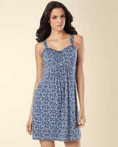 Soma Intimates Embraceable Sleep Chemise Chic #somaintimates
