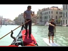 Stand Up Paddle in Venice with Robby Naish