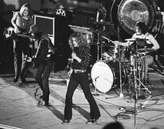 The Band, Great Bands, Cool Bands, Jimmy Page, Led Zeppelin Live, El Rock And Roll, Rock And Roll Bands, John Paul Jones, John Bonham