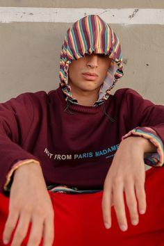 e7b60dcbfe4469 Drôle de Monsieur SS19 Exudes Effortlessly Youthful Parisian Style