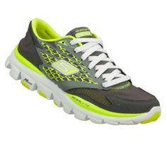 Women's Skechers Skechers GOrun Ride - GreenGray