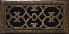 bronze custom grill covers, register covers, return air covers, custom home grill covers
