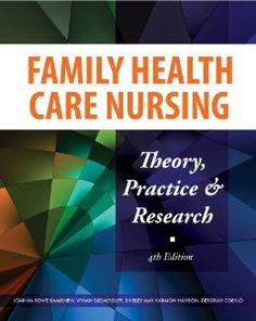 Family Health Care Nursing, Theory Practice and Research 4th edition Kaakinen Instructor Manual Download: family nursing research theory and practice 4th edition instructor manual Price: $19 Published: 2009 ISBN-10: 0803621663 ISBN-13: 978-0803621664