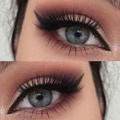 Magic Eyes make-up concepts - # Make-up concepts - Magic Eyes . Elegant magic eye make-up concepts - Eye Makeup, Kiss Makeup, Prom Makeup, Wedding Makeup, Hair Makeup, Bride Makeup, Makeup Brushes, Makeup Box, Exotic Makeup