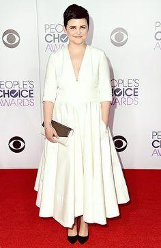 People's Choice Awards 2015-Ginnifer Goodwin