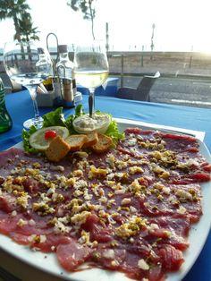 """Cena, """"O Barqueiro"""" (Ristorante), Funchal Madeira Portugal (Luglio)"""