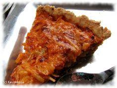 Gruusialainen kaalipiirakka Lasagna, Food And Drink, Gluten Free, Yummy Food, Dinner, Eat, Ethnic Recipes, Live, Bakken