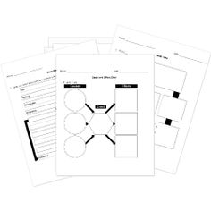Free Printable Study Skills and Strategies Worksheets. Promote effective learning strategies. Includes graphic organizers, checklists, study tips, and templates for grades K - 12 students.