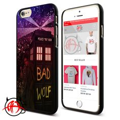 Bad Wolf Doctor Who Phone Cases Trend  Price : $13.50 Check out our brand new !!