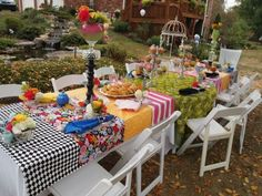 Image result for alice in wonderland party ideas for adults