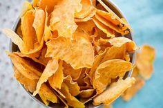 depois da escola idéias lanche batata chips