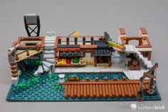 Building Ninjago City: The Brothers Brick open collaboration [Feature]