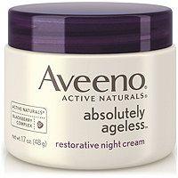 Aveeno - Absolutely Ageless Restoring Night Cream in  #ultabeauty