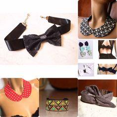 Découvrez les accessoires handmade with love... ❤️