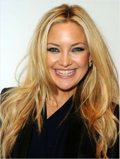 Kate Hudson: Hot mamma! The actress sports a seductive, voluminous mane with subtle natural waves that maximize body.