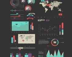13 лучших бесплатных наборов инфографик