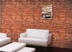 1000 images about wallpaper on pinterest brick wallpaper wallpapers and w - Mur brique rouge loft ...