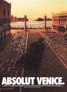 Absolut Venice. http://sepiaportrait.blogspot.com/