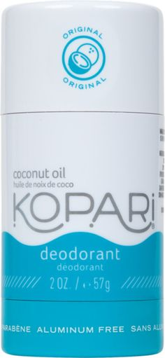 Kopari's Original Coconut Deodorant is a clean, vegan, non-toxic deodorant that really works! This aluminum and baking soda-free deodorant works with your body's natural functions to aid in odor reduction. What Is Baking Soda, Baking Soda For Hair, Baking Soda Water, Baking Soda And Lemon, Baking Soda Uses, Baking Pan, Bread Baking, Coco Oil, Baking Soda For Dandruff